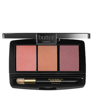 Paleta de coloretes BlushClutch de butter LONDON - Just Darling