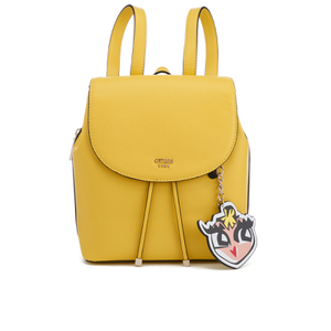 Guess Women's Pinup Pop Backpack - Lemon