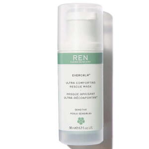 Mascarilla Ultra Comforting Rescue de REN Evercalm™