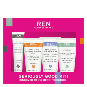 REN Seriously Good Kit! (Free Gift)