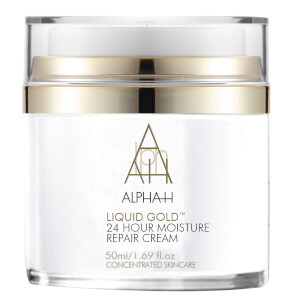 Alpha-H Liquid Gold 24 Hour Moisture Repair Cream 50ml: Image 2
