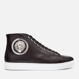 Versus Versace Men's Mid Top Trainers - Black