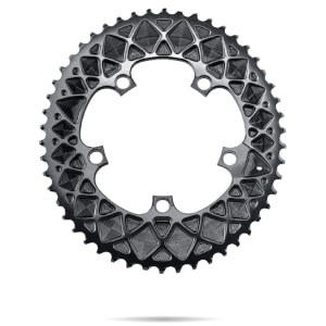 AbsoluteBLACK SRAM Oval Road Kettenblatt