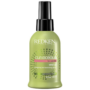 Redken Curvaceous Wind Up Reactivating Spray 5oz