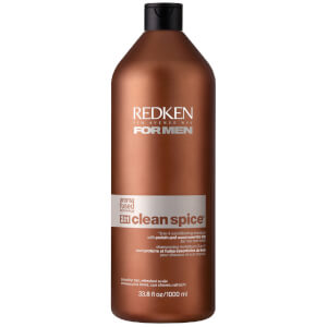 Redken for Men Clean Spice 2-in-1 Shampoo and Conditioner 33.8oz
