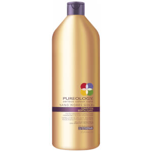 Pureology Nano Works Gold Conditioner 33.8oz