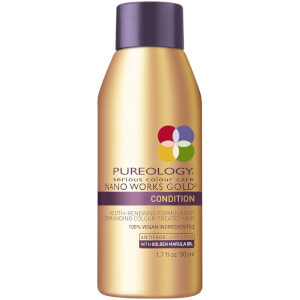 Pureology Nano Works Gold Conditioner 1.7oz