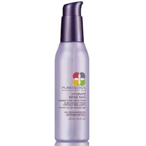 Pureology Hydrate Shine Max Weightless Flyaway Serum 4.2oz