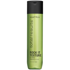 Matrix Total Results Rock It Texture Shampoo 10.1oz