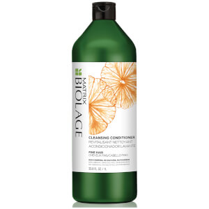Matrix Biolage Cleansing Conditioner for Fine Hair 33.8oz