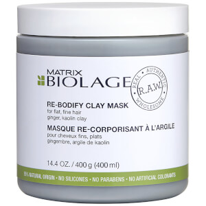 Matrix Biolage R.A.W. Re-Bodify Mask 14.4oz