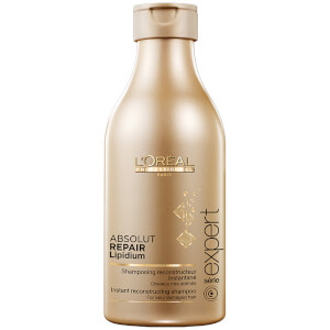 L'Oréal Professionnel Absolut Repair Lipidium Reconstructing Shampoo 16.9 fl oz