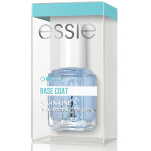 essie Professional All-in-One 3 Way Glaze Nail Varnish 0.46oz