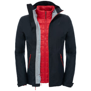 The North Face Men's Biston Quadclimate® Jacket - TNF Black