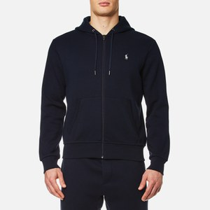 Polo Ralph Lauren Men's Zipped Hoody - Aviator Navy