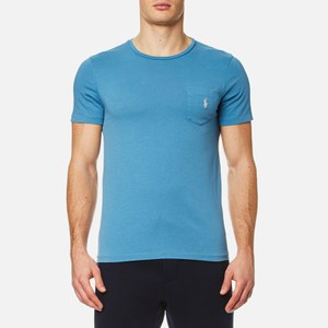 Polo Ralph Lauren Men's Pocket T-Shirt - Blue