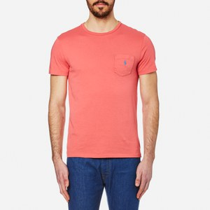 Polo Ralph Lauren Men's Pocket T-Shirt - Winslow Red