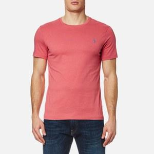 Polo Ralph Lauren Men's Crew Neck T-Shirt - Red