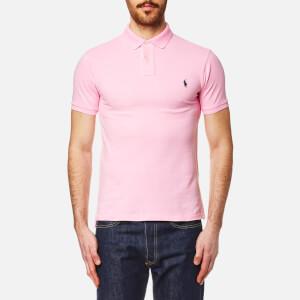 Polo Ralph Lauren Men's Slim Fit Polo Shirt - Pink