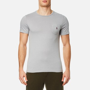 Polo Ralph Lauren Men's Pocket T-Shirt - Soft Grey