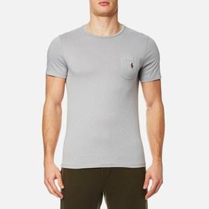 Polo Ralph Lauren Men's Pocket T-Shirt - Soft Grey