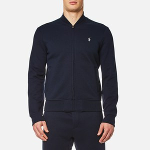 Polo Ralph Lauren Men s Double Knitted Tech Bomber Jacket - Navy af5b0930a