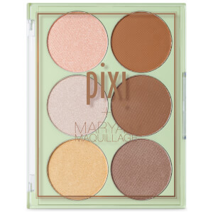 Pixi Strobe and Bronze Palette - Glow and Bronze