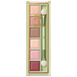 Pixi Mesmerizing Mineral Palette - Sunset Mattes