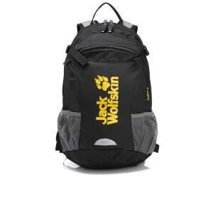 Jack Wolfskin Men s Velocity 12 Backpack - Black f803da486588b