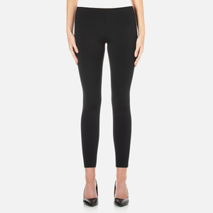 Helmut Lang Women's Scuba Leggings - Black