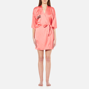 MINKPINK Women's Pillow Fighter Robe - Pink