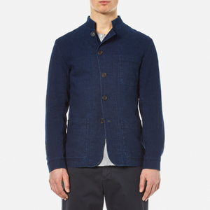 Oliver Spencer Men's Artist Jacket - Kildale Indigo Rinse