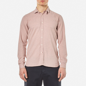 Oliver Spencer Men's Clerkenwell Tab Shirt - Colworth Pink