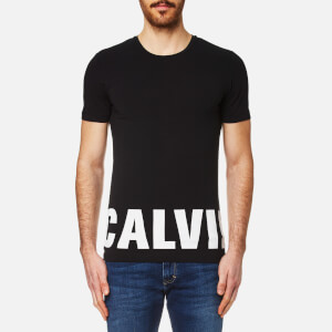 Calvin Klein Men's Troop Slim Fit T-Shirt - CK Black