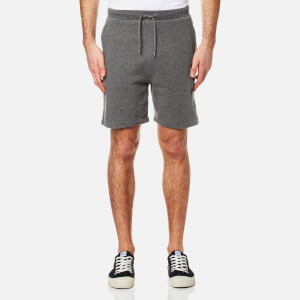 Calvin Klein Men's Haro 4 True Icon Sweat Shorts - Mid Grey Heather