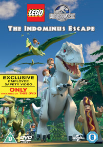 Lego Jurassic World: The Indominus Escape