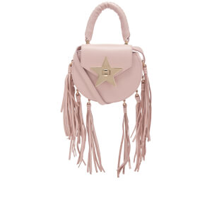 SALAR Women's Mimi Mini Knots Bag - Soft Pink