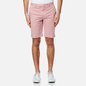 Hackett London Men's Core Stretch Shorts - Ash Rose