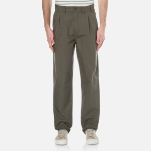 Selected Homme Men's Worker Trousers - Grape Leaf
