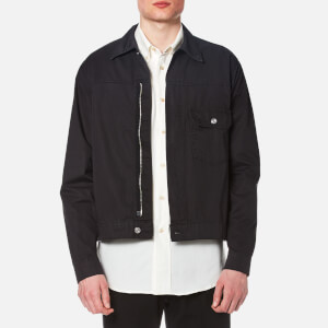 Our Legacy Men's Hz Jean Jacket - Washed Black