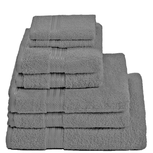Restmor 100% Egyptian Cotton 7 Piece Supreme Towel Bale Set (500gsm) - Multiple Colours Available