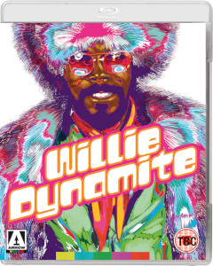 Willie Dynamite - Dual Format (Includes DVD)