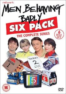Men Behaving Badly: Six Pack (Fremantle Repack)