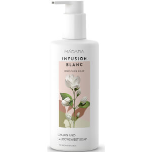 MÁDARA Infusion Blanc Moisture Soap 300ml