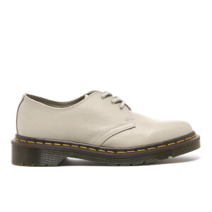 Dr. Martens Women's 1461 Virginia 3-Eye Shoes - Ivory