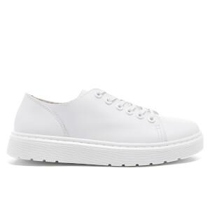 Dr. Martens Vibe Dante 6-Eye Shoes - White Venice