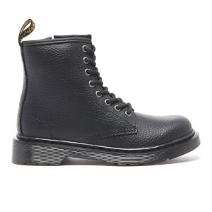 Dr. Martens Kids' Delaney Lace Boots - Black