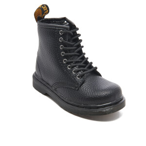 Dr. Martens Toddlers' Brooklee Lace Boots - Black: Image 2