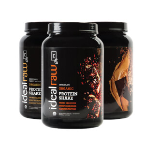 IdealRaw Organic Protein 90 Servings