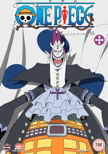 One Piece (Uncut) - Collection 15 (Episodes 349-370)